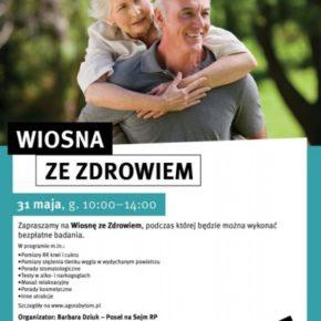 Śląska Wiosna ze Zdrowiem