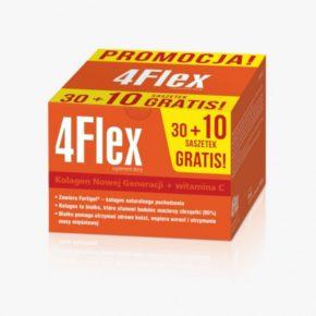 Rusza promocja suplementu na stawy 4Flex